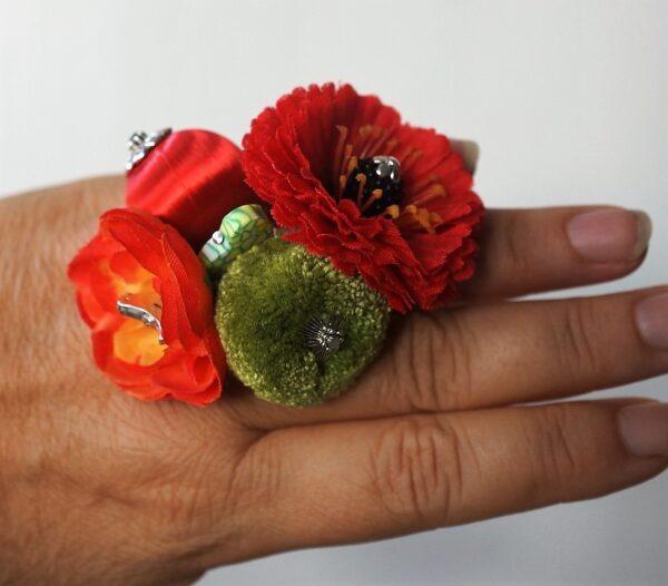Poppy Gyűrű
