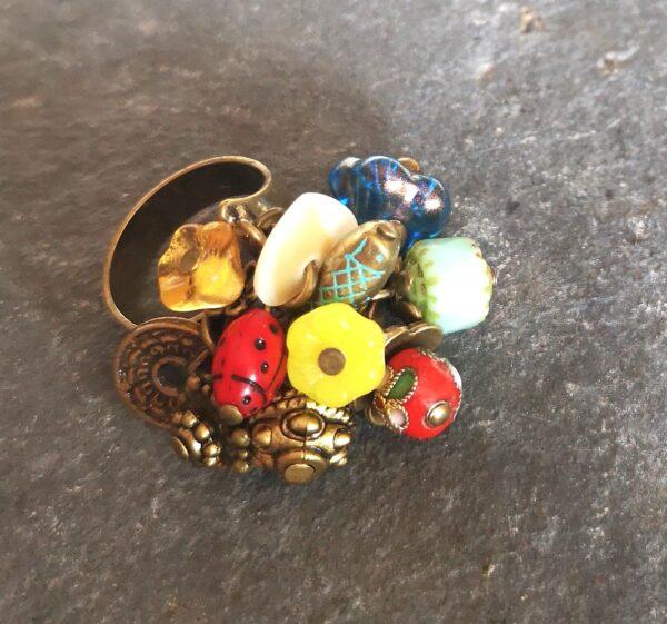 Lucky Charm Gyűrű