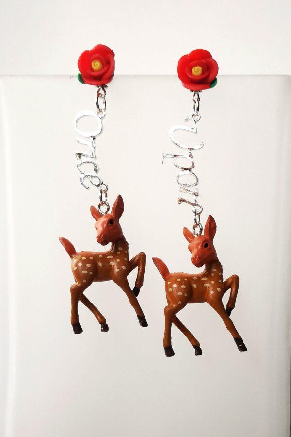 Bambi Fülbevaló