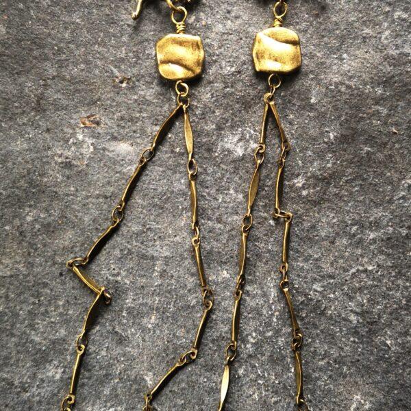 Bronze Horse Fülbevaló